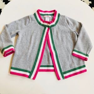 🎈5 for $30🎈Janie and Jack gray cardigan